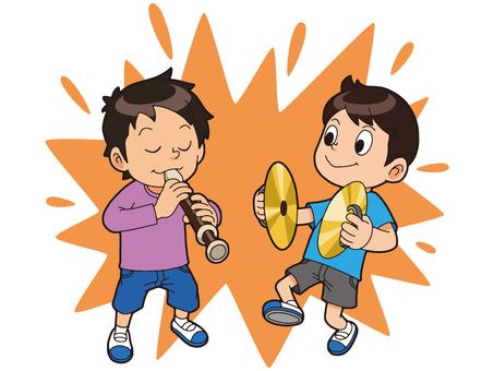 Musical instrument practice