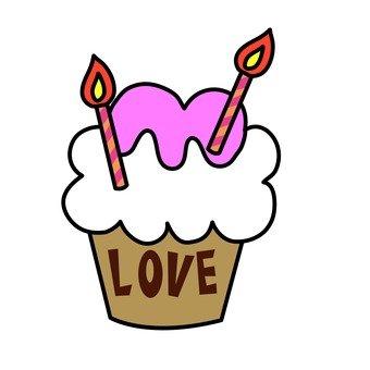 컵 케이크 3