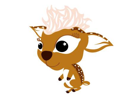 Deer Characters