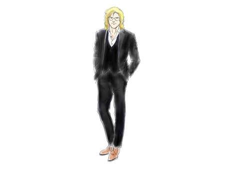 Male suit 3