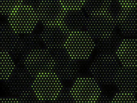 도트 패턴 배경 소재