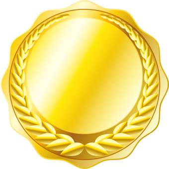 Gold medal 02