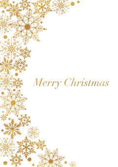 Christmas _ gold texture _ length 2189