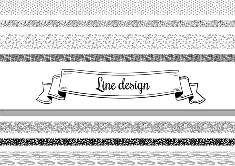 ラインデザイン3