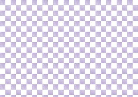 모양 보라색