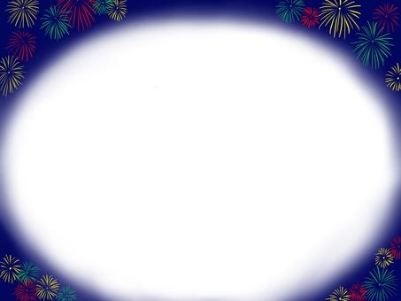 Frame-fireworks