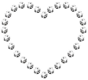 Jewelry Heart (Diamond)