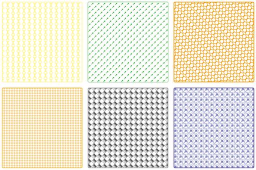 Pattern material 3