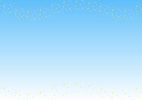 Starry-sky_ 밤하늘의 프레임 20