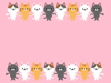 Cat frame 01