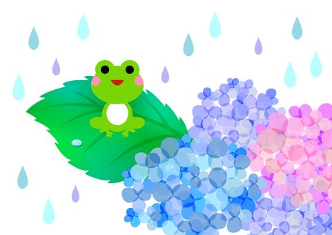 Rainy season image material 21