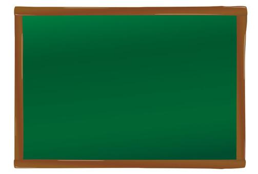 Ordinary blackboard