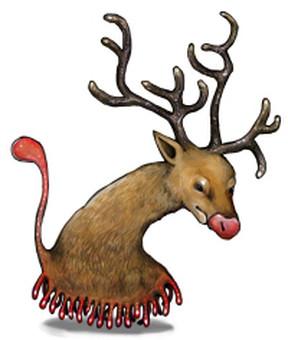 Reindeer of reindeer