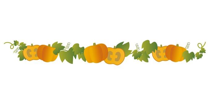 Line _ pumpkin