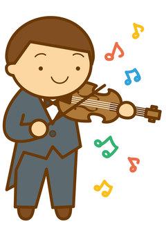 Violin 4c