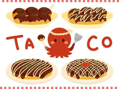 Osaka Gourmet