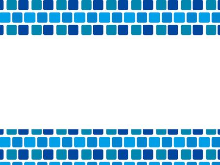 Simple block (blue)