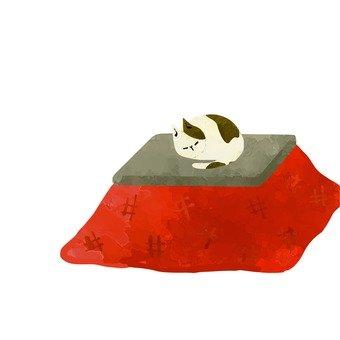 A kotatsu