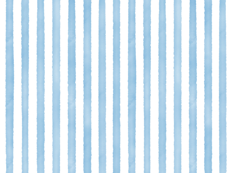 Watercolor border (narrow) light blue