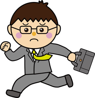 Male 25_03 (running, suit, trouble)