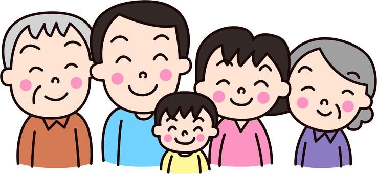 家族_三世代