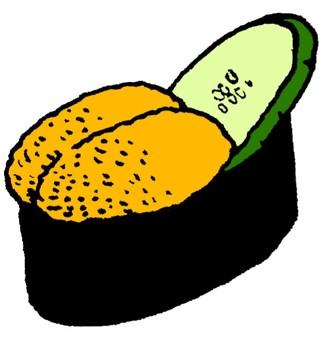 Sushi (sea urchin)