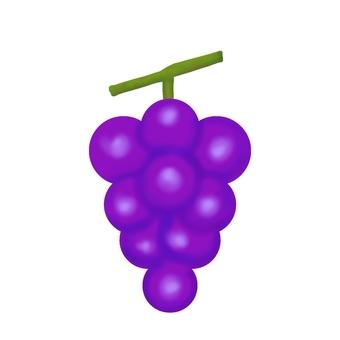 Grapes (without contour)