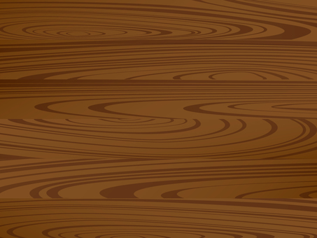 Wooden board brown