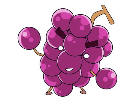 Grape dance