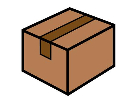 紙板箱行李運送