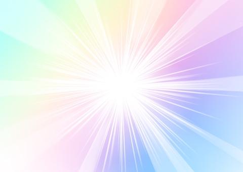 일곱 빛깔과 빛