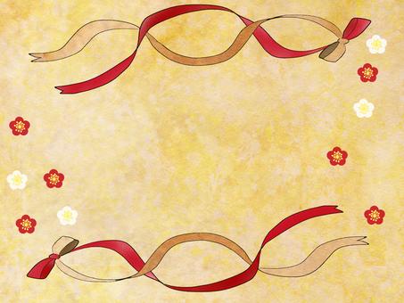 Sepia Ribbon