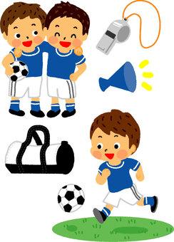 足球男孩(改革)