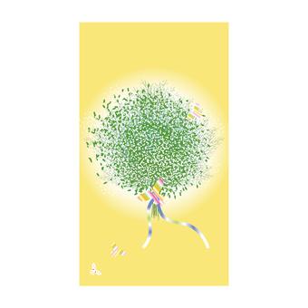 Kasumi grass bouquet