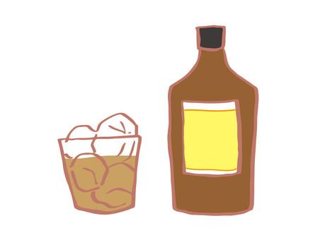 Sake · Whiskey