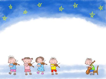 음악회 10- 밤하늘의 별