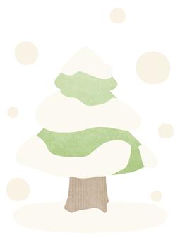 Tree · Snow