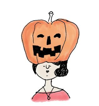 Pumpkin auntie