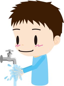 Hand wash (boys)