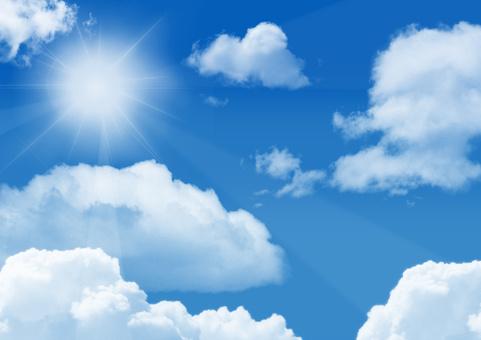 Sky Texture Summer