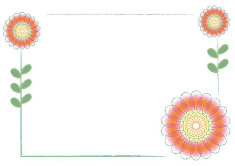 flower_ 꽃 7_ 프레임