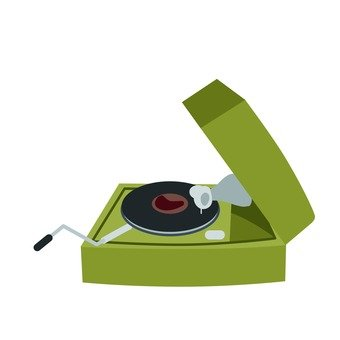 Record player (2)
