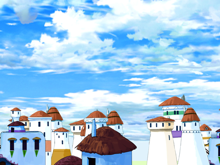 虛擬的城市