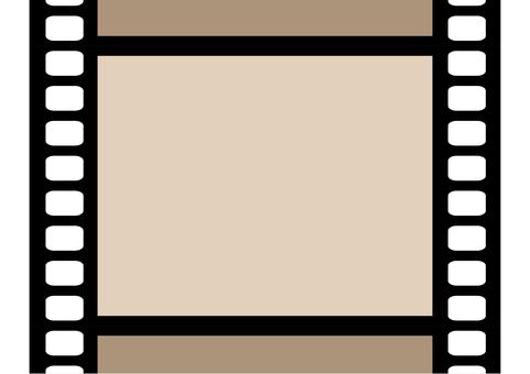 Film frame <vertical>