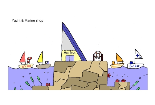 Yacht & Marine shop