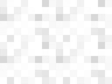 Tile-style background 01 (monochrome)