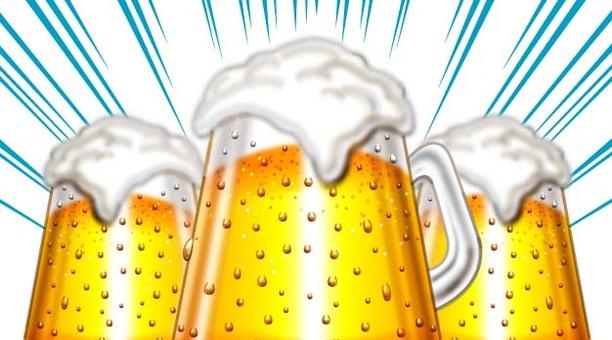 Beer toast H