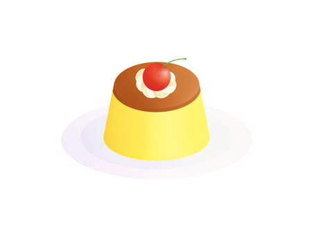 Pudding (topping)