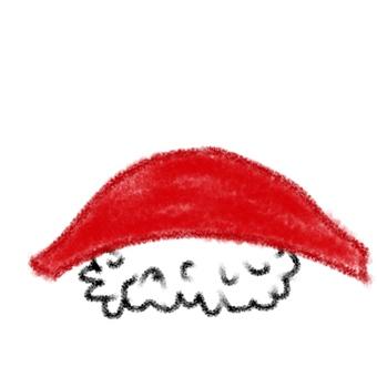 Tuna sushi illustration