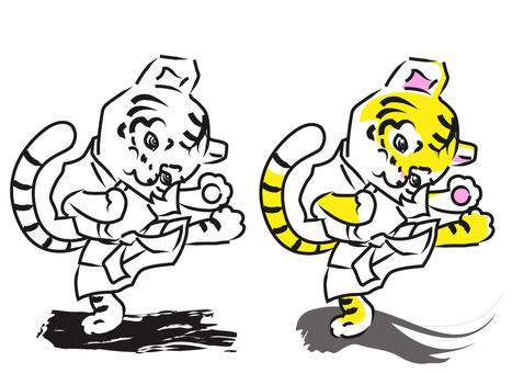 Kota karate